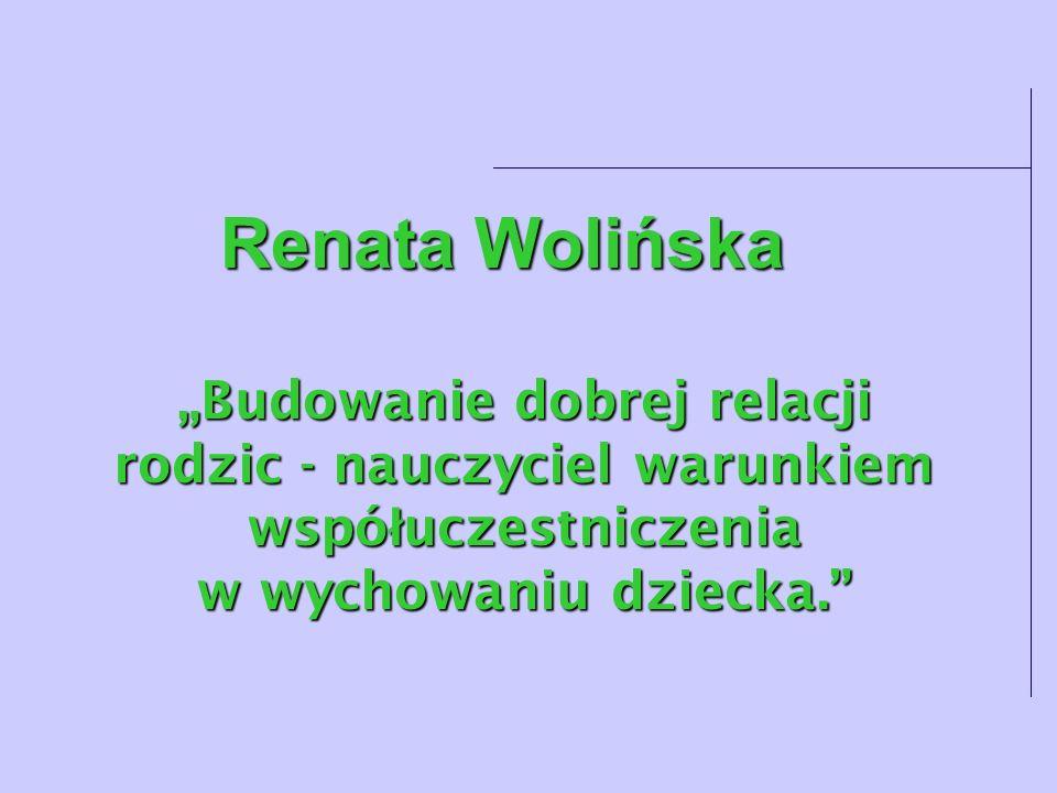 Renata Wolińska