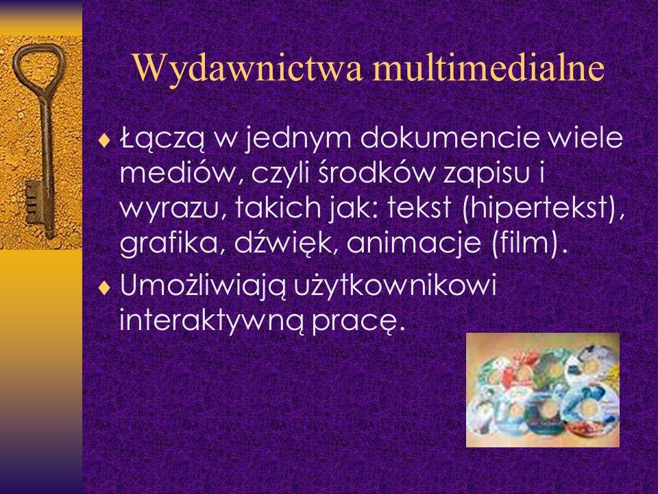 Wydawnictwa multimedialne