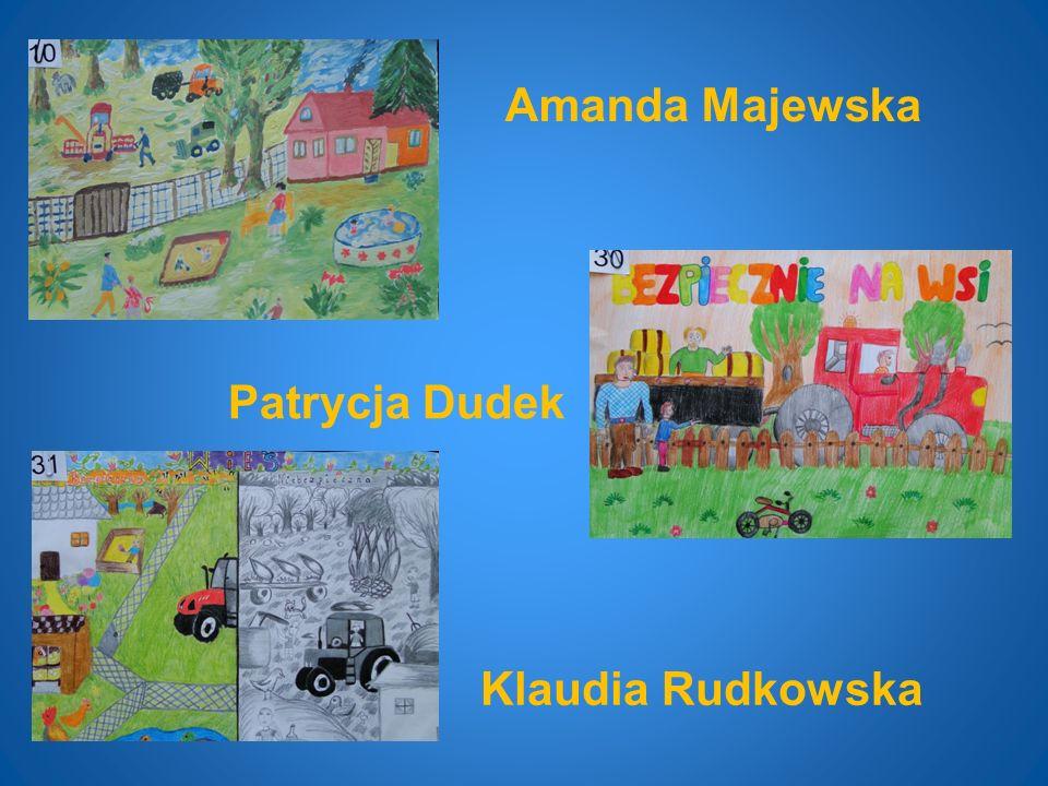 Amanda Majewska Klaudia Rudkowska