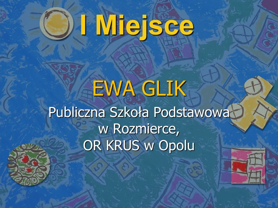 Publiczna Szkoła Podstawowa w Rozmierce, OR KRUS w Opolu