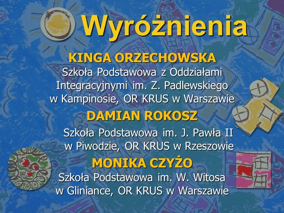 Szkoła Podstawowa im. J. Pawła II w Piwodzie, OR KRUS w Rzeszowie