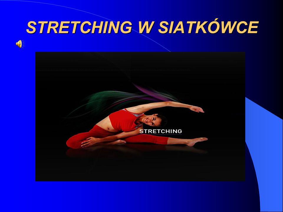 STRETCHING W SIATKÓWCE