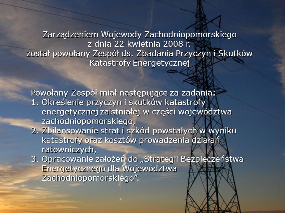 Zarządzeniem Wojewody Zachodniopomorskiego z dnia 22 kwietnia 2008 r