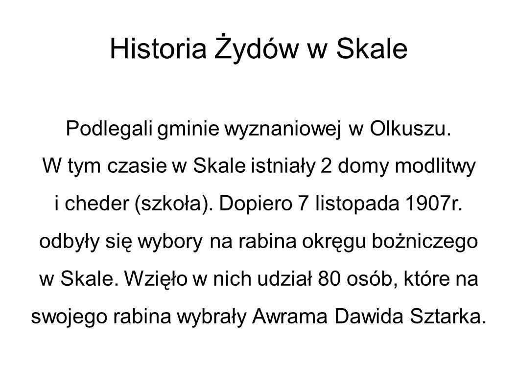 Podlegali gminie wyznaniowej w Olkuszu.