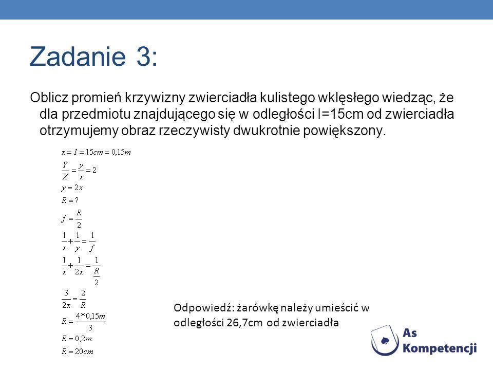 Zadanie 3: