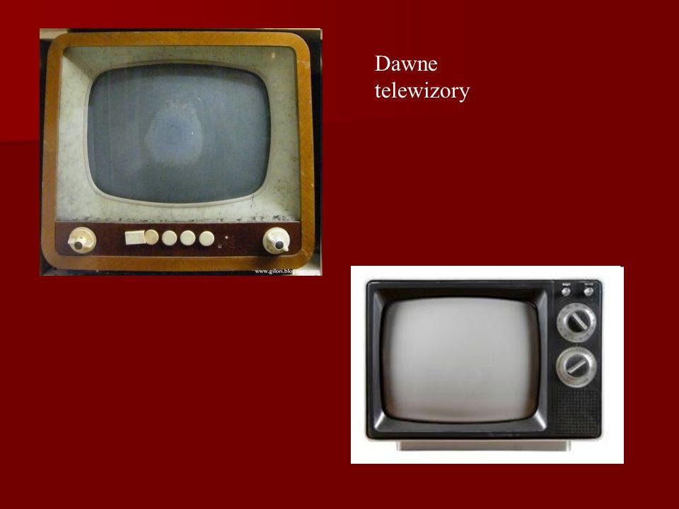 Dawne telewizory