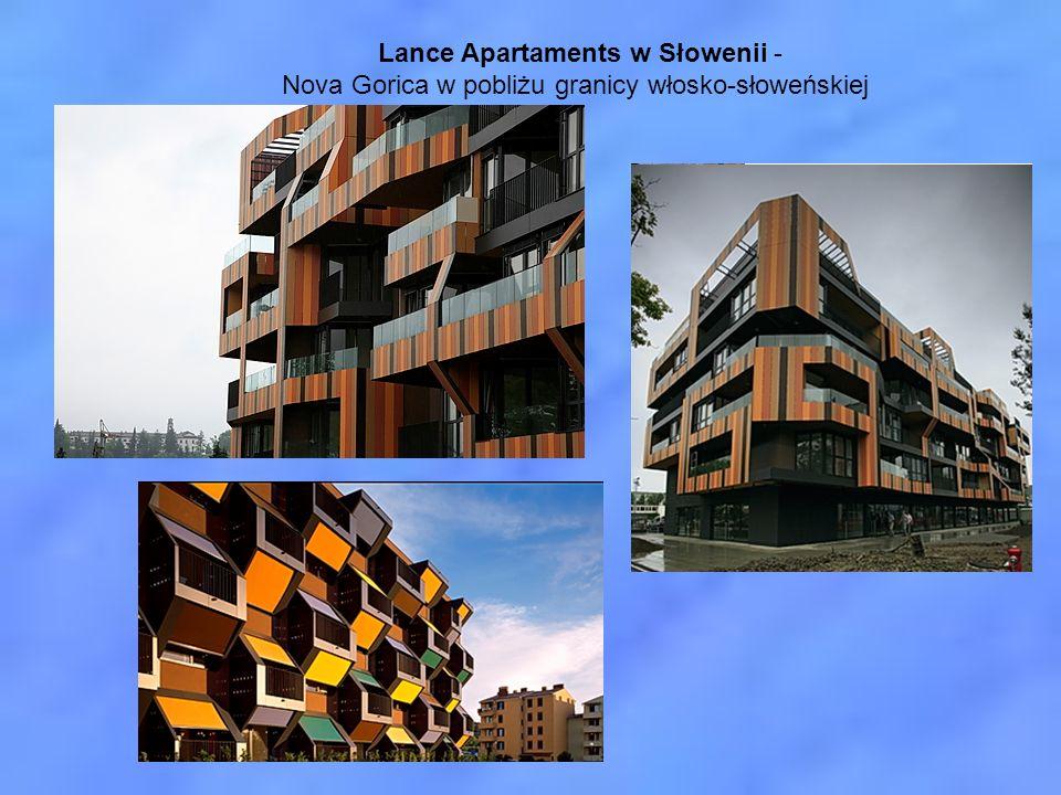 Lance Apartaments w Słowenii -