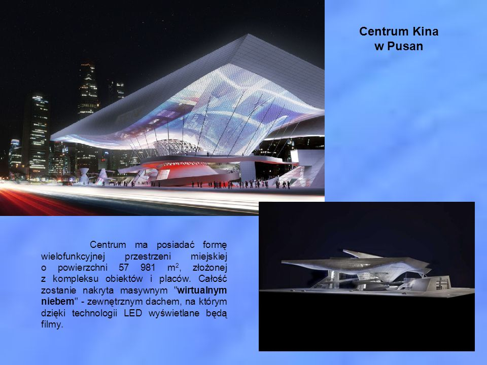 Centrum Kina w Pusan