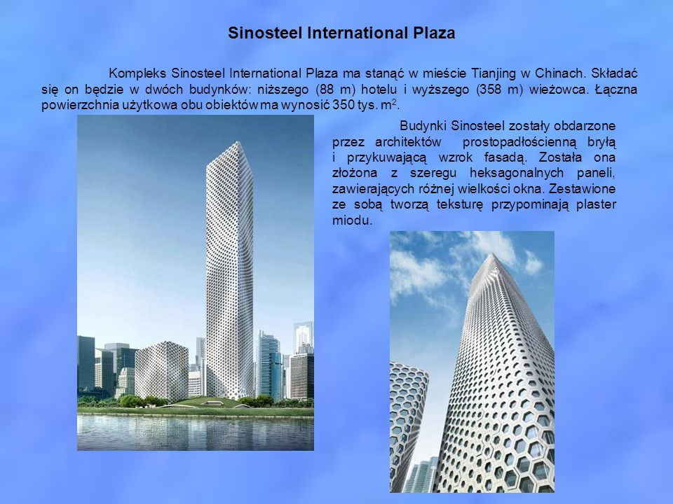 Sinosteel International Plaza