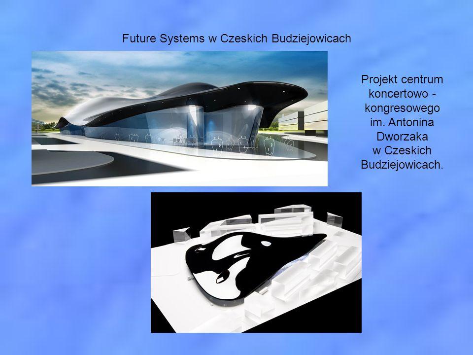 Future Systems w Czeskich Budziejowicach