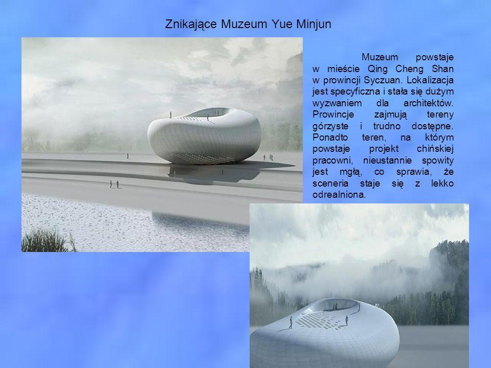 Znikające Muzeum Yue Minjun