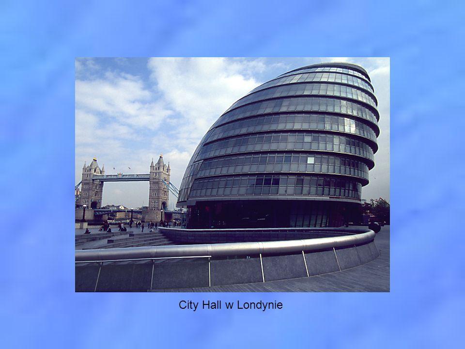City Hall w Londynie