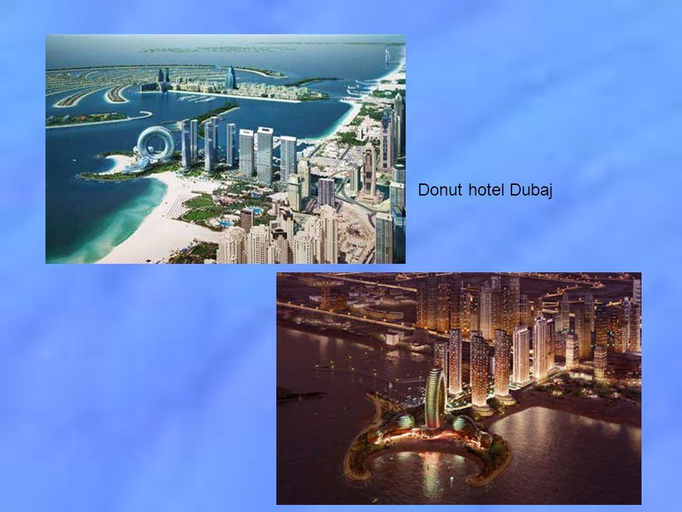 Donut hotel Dubaj