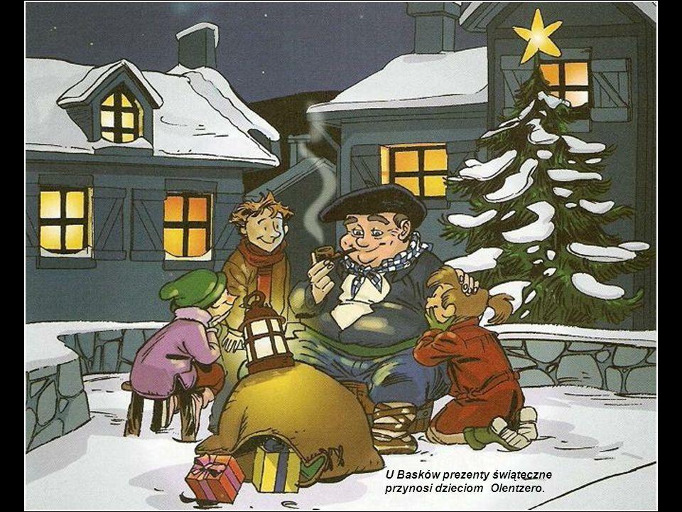 U Basków prezenty świąteczne