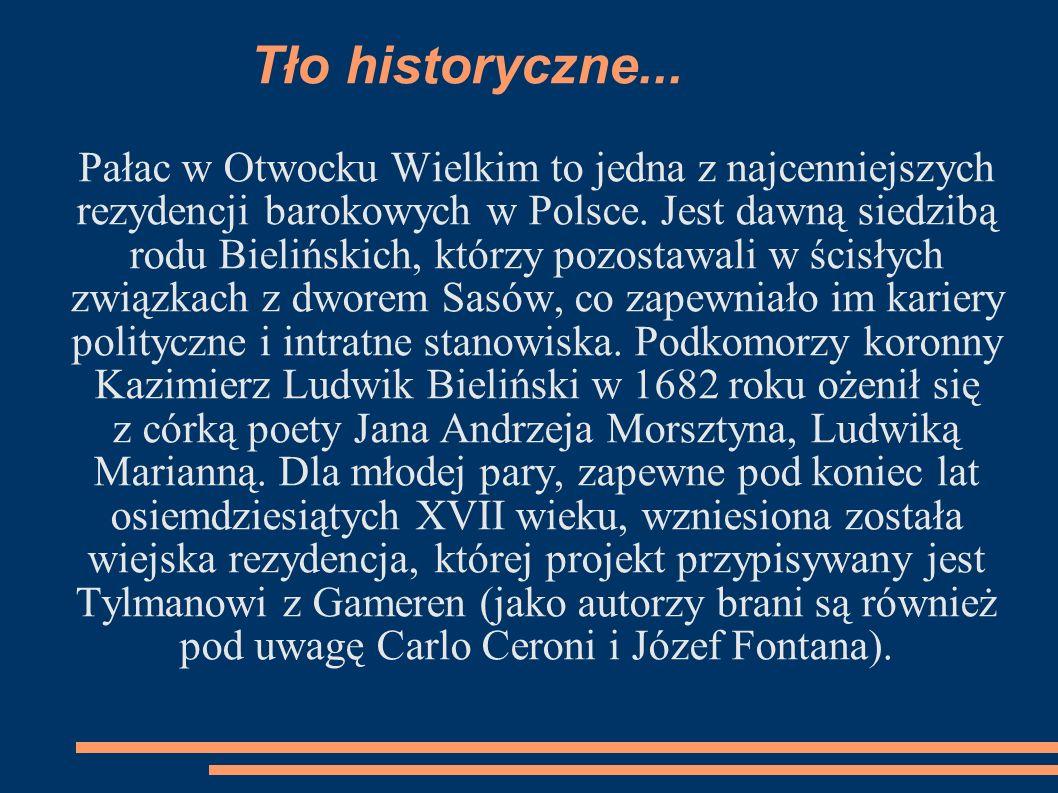 Tło historyczne...