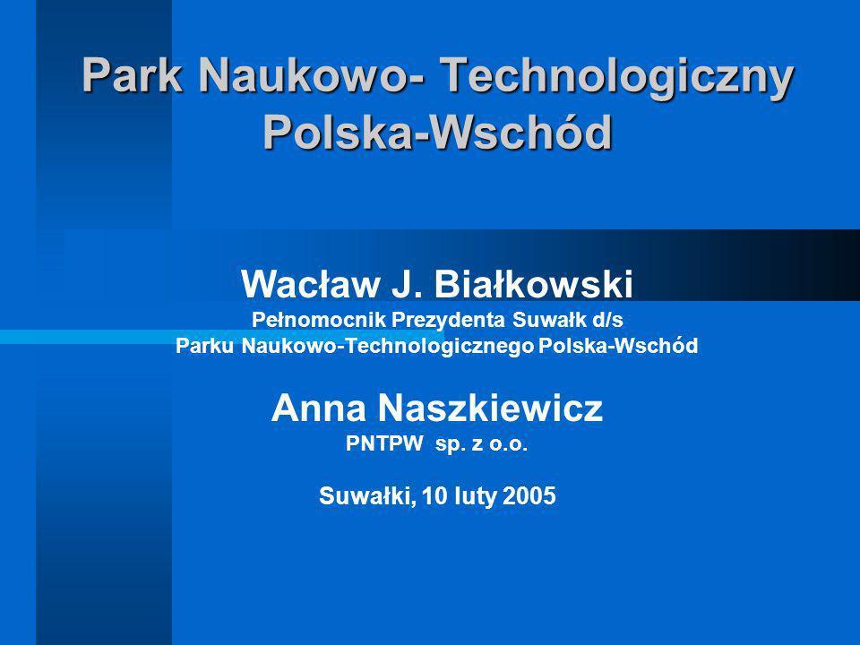 Park Naukowo- Technologiczny Polska-Wschód