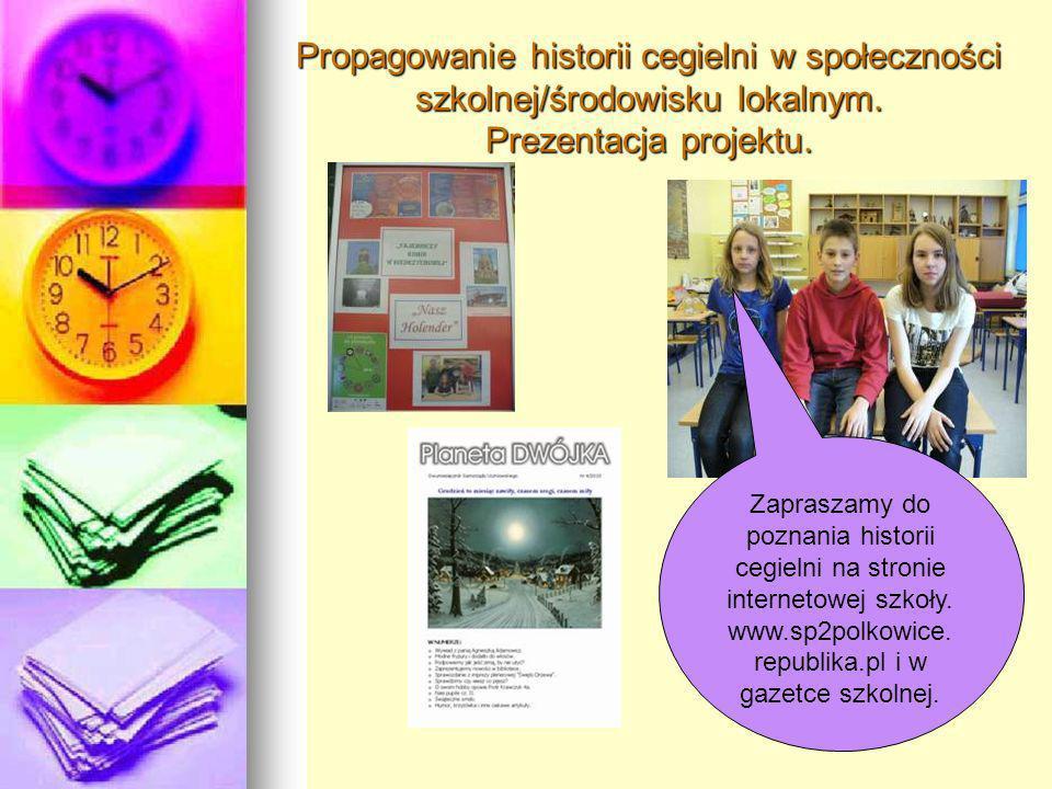 republika.pl i w gazetce szkolnej.