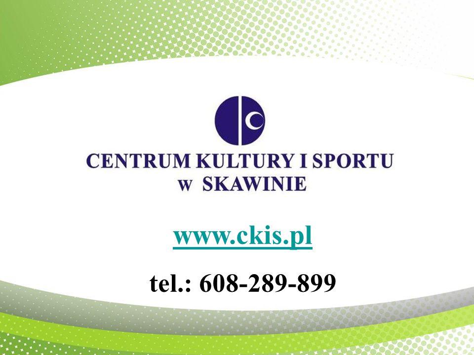 www.ckis.pl tel.: 608-289-899