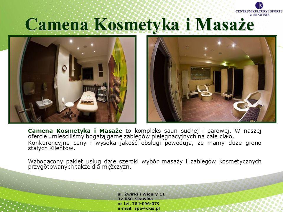 Camena Kosmetyka i Masaże
