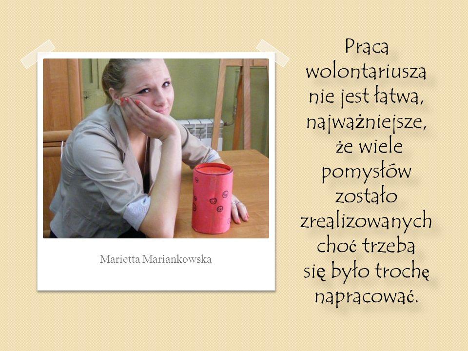 Marietta Mariankowska