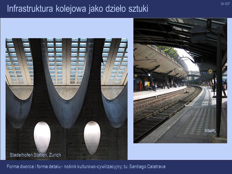 Infrastruktura kolejowa jako dzieło sztuki