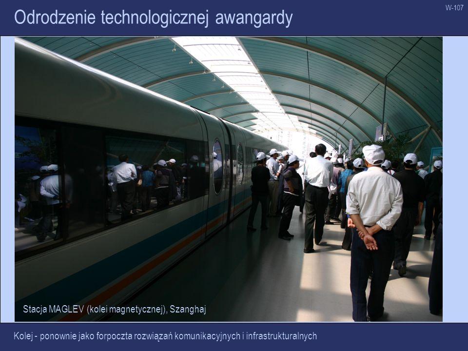 Odrodzenie technologicznej awangardy