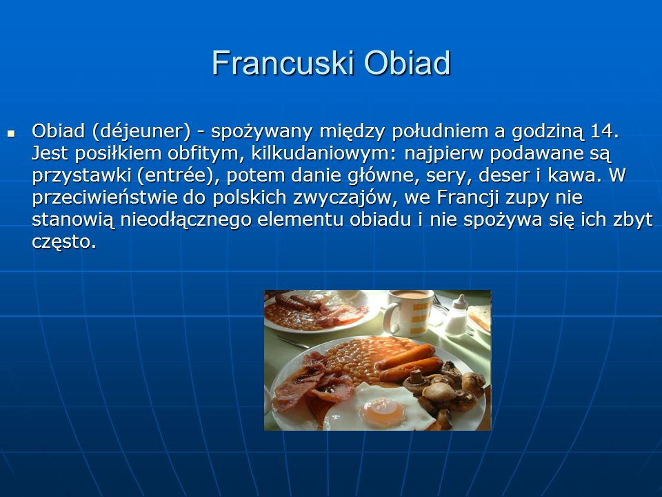 Francuski Obiad