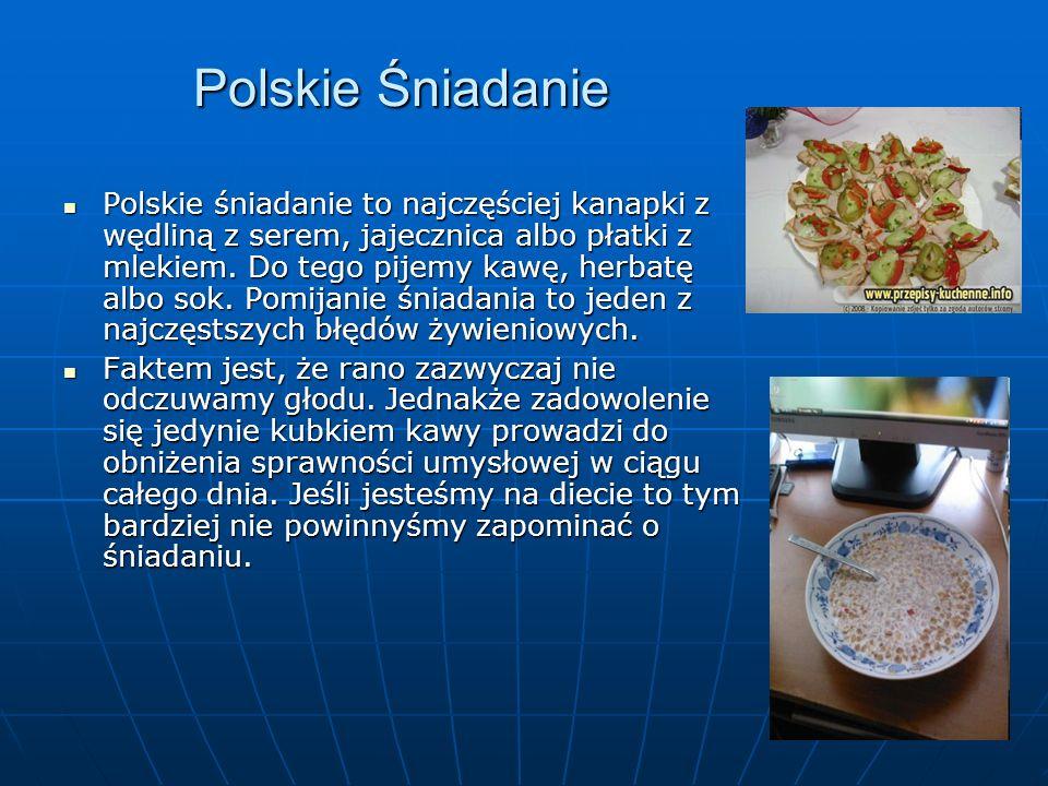 Polskie Śniadanie