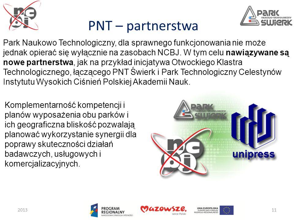 PNT – partnerstwa