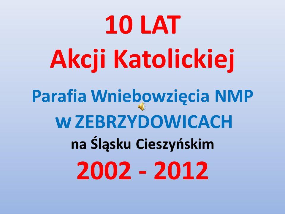 Parafia Wniebowzięcia NMP