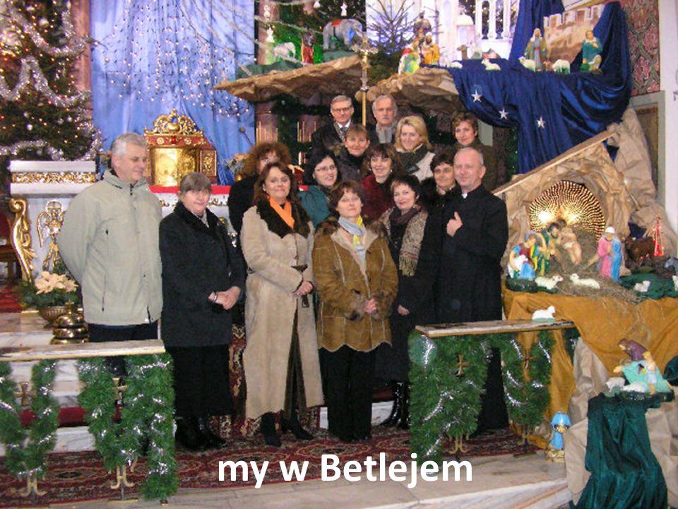 my w Betlejem