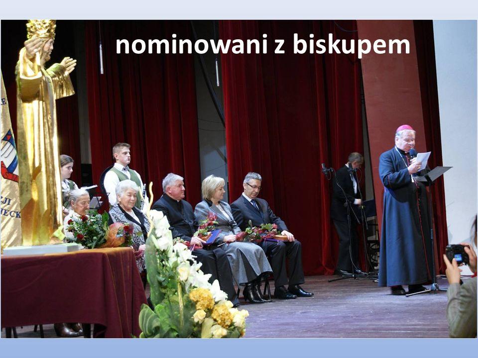 nominowani z biskupem