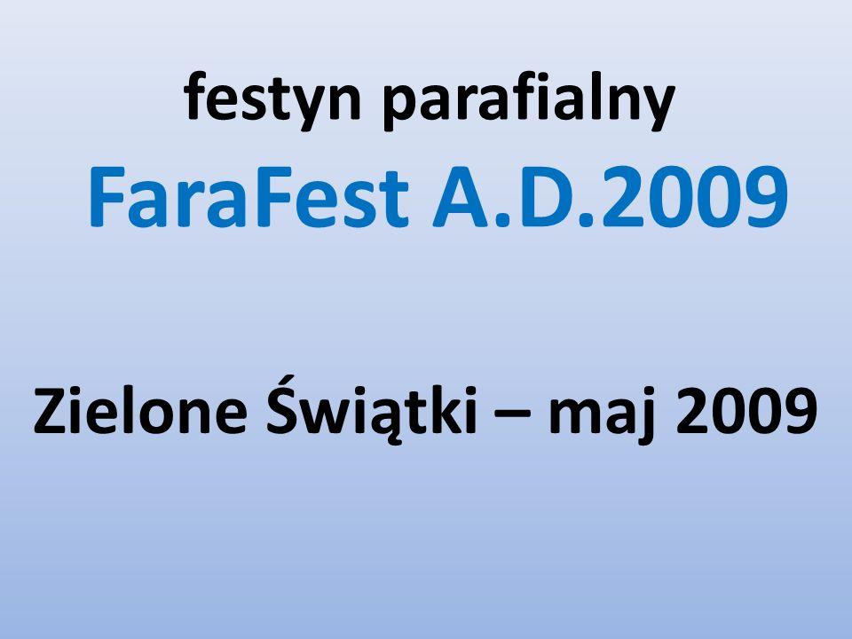 festyn parafialny FaraFest A.D.2009
