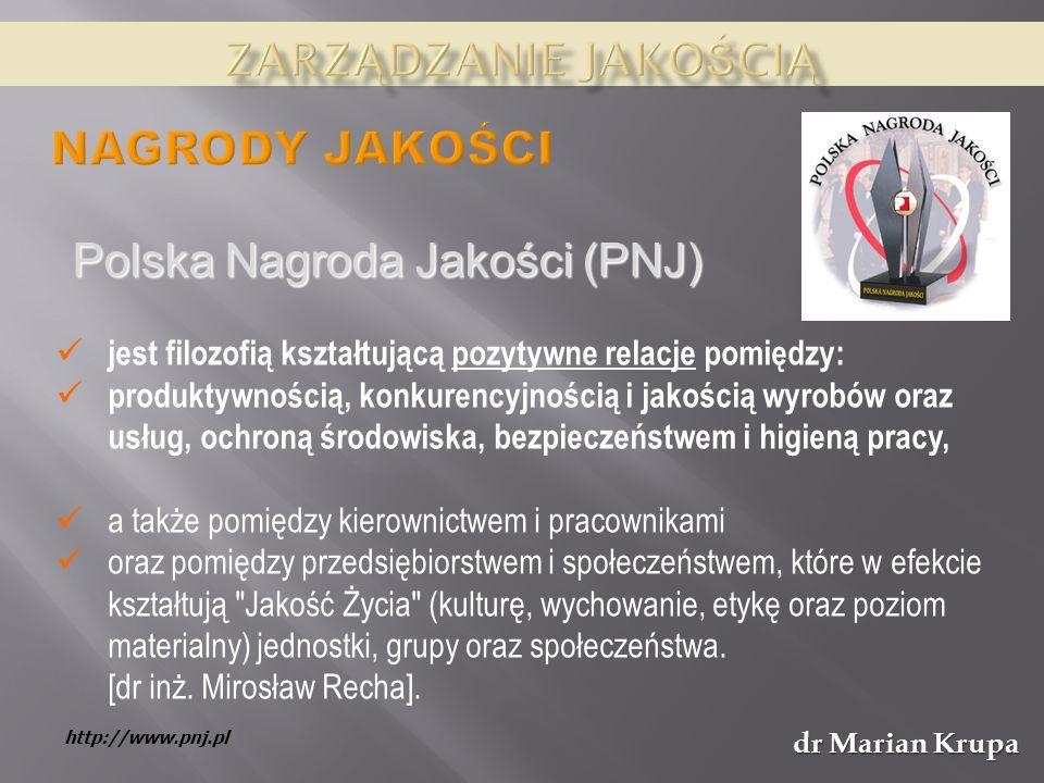 Polska Nagroda Jakości (PNJ)