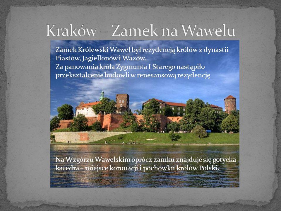 Kraków – Zamek na Wawelu