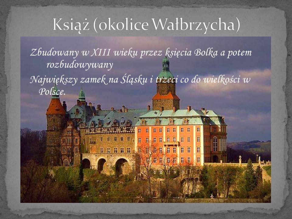 Książ (okolice Wałbrzycha)