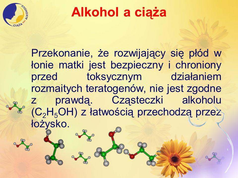 Alkohol a ciąża