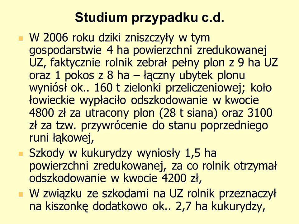 Studium przypadku c.d.