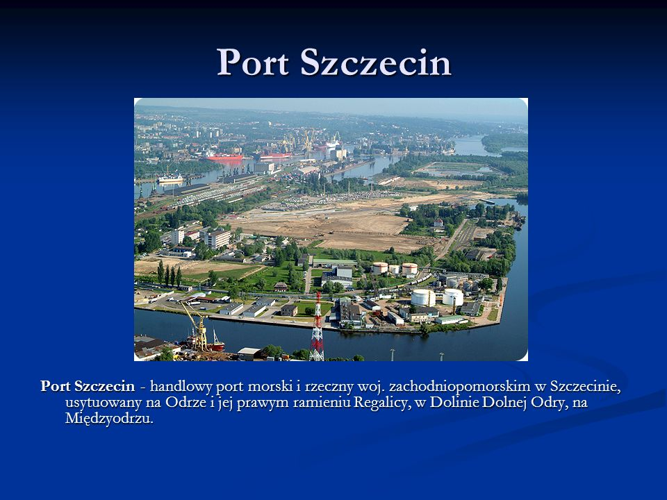 Port Szczecin