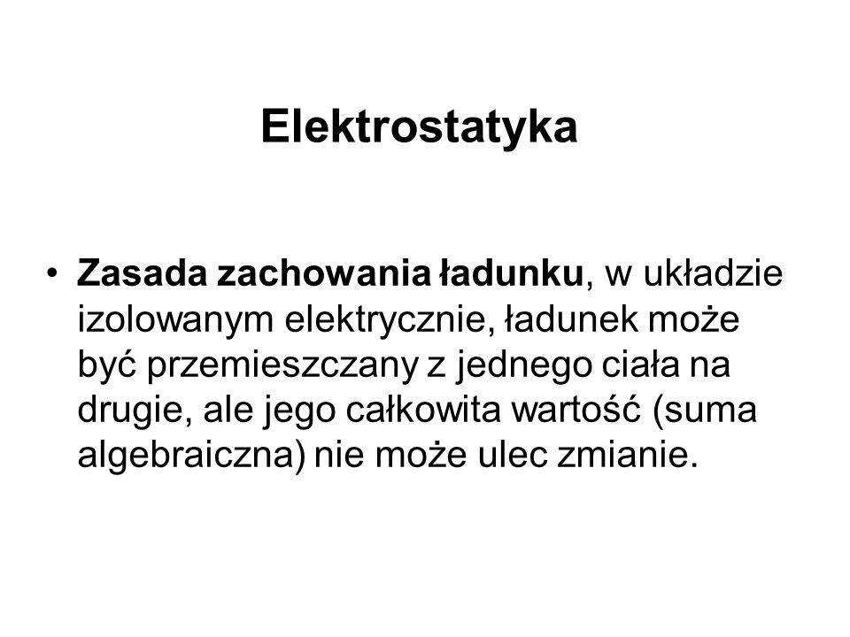 Elektrostatyka