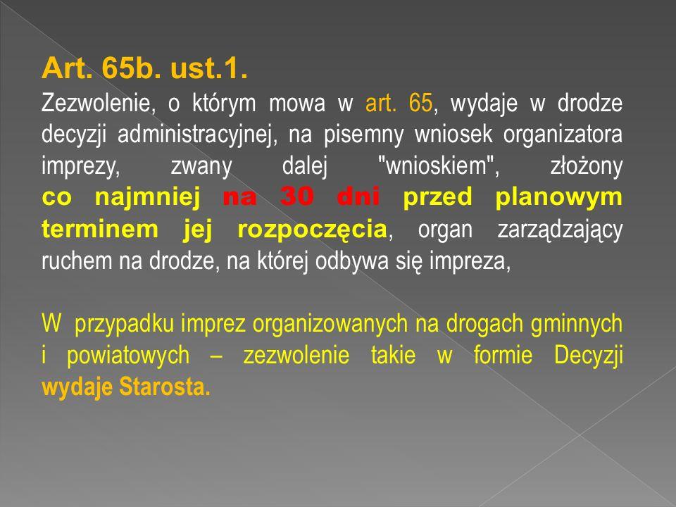 Art. 65b. ust.1.