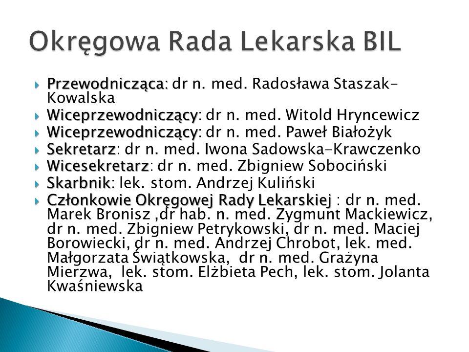Okręgowa Rada Lekarska BIL