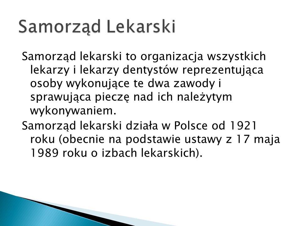 Samorząd Lekarski