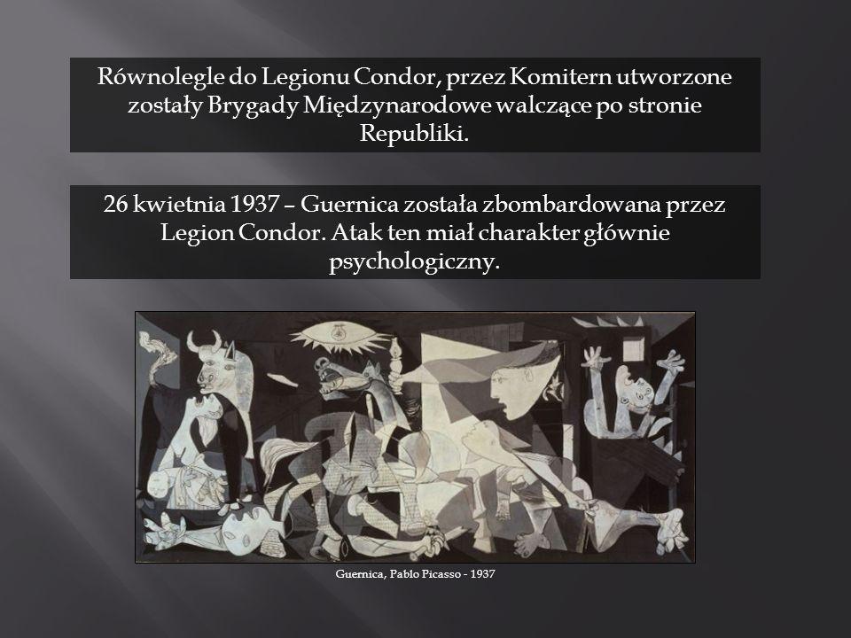 Guernica, Pablo Picasso - 1937