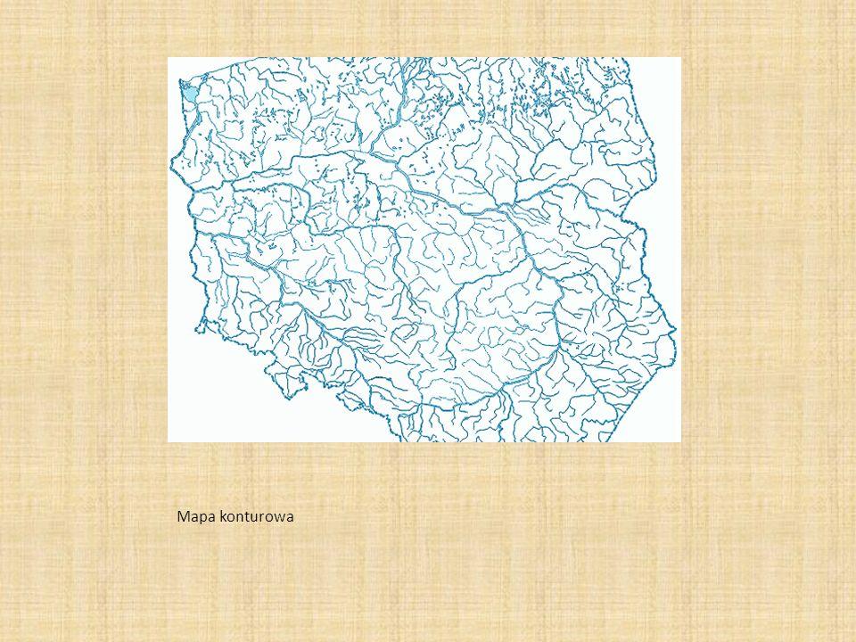 Mapa konturowa