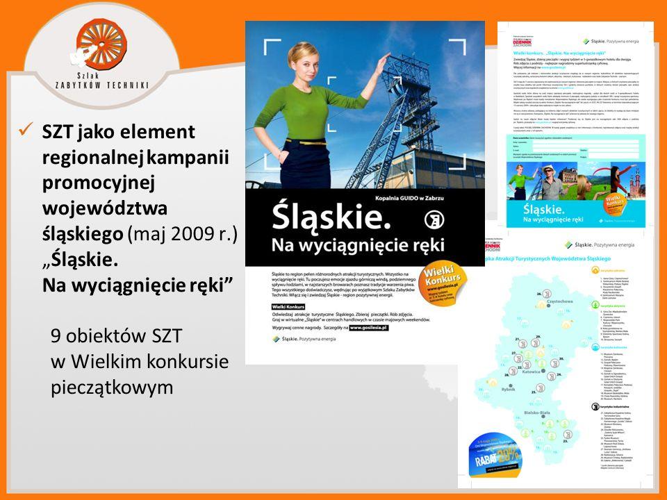 SZT jako element regionalnej kampanii promocyjnej województwa