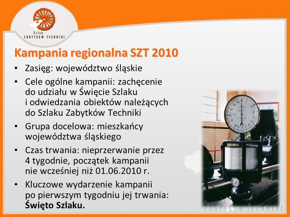 Kampania regionalna SZT 2010