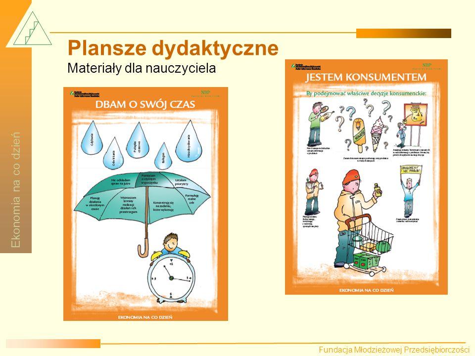 Plansze dydaktyczne Materiały dla nauczyciela