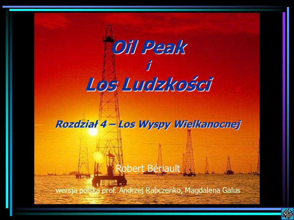 Oil Peak i Los Ludzkości Rozdział 4 – Los Wyspy Wielkanocnej