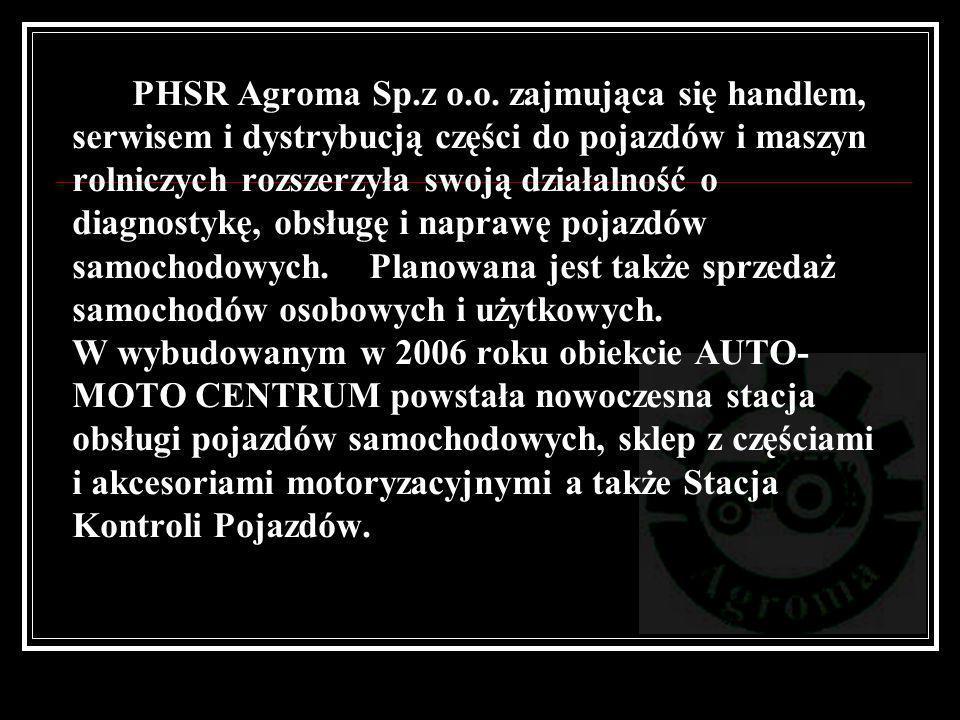 PHSR Agroma Sp.z o.o.